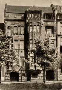 Bundeshaus - Postkarte - web
