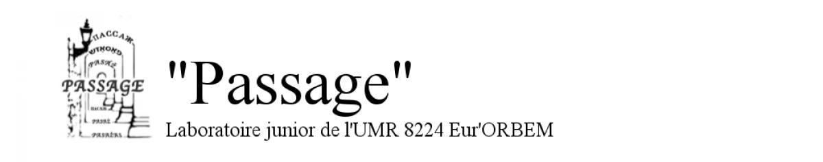 """""""Passage"""""""