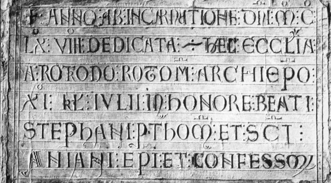 Corpus épigraphique bourguignon