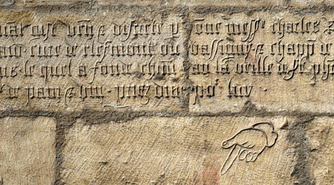 Le corpus épigraphique bourguignon (VIIIe-XVe s.): Des catalogues aux applications numériques