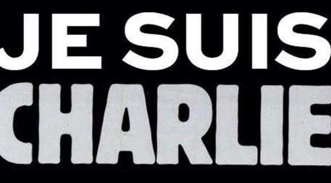 Une iconographie en devenir:  Charlie Hebdo (7-11 janvier 2015)