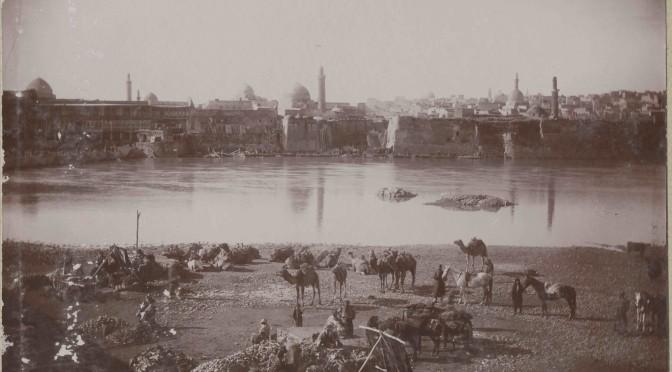 Les archives de Mossoul révélées à Paris le temps d'un été. Compte rendu d'expositions