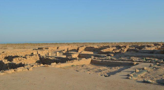 Conservation de la forteresse hellénistique de Faïlaka (Koweït) : problématiques et méthodologie d'intervention