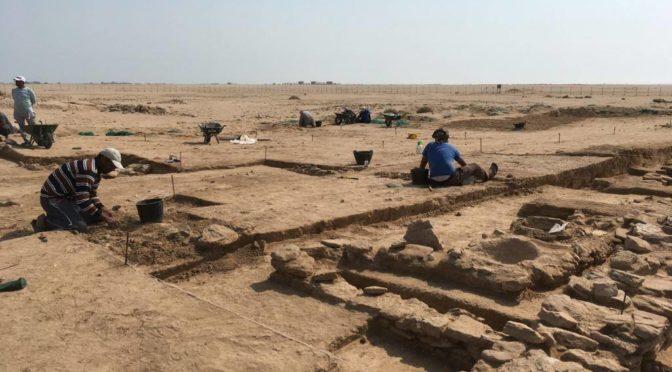 Yallah Faïlaka ! Mission archéologique franco-koweïtienne – 2017