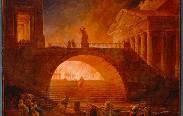 Barthes, l'effet de réel et les détails dans l'historiographie romaine