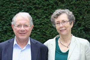 Prof. Dr. Guy Stroumsa und Prof. Dr. Sarah Stroumsa