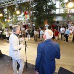 UNIKAT Tropisch, Musikalisch, Kulinarisch Veranstaltung im Ökologisch- Botanische Garten der Universität Bayreuth / Fotos: Peter Kolb