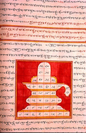 Fig. 9 : Kautukanidhi, 18x24 cm. Photo Ramsons Kala Pratishtana, Mysore