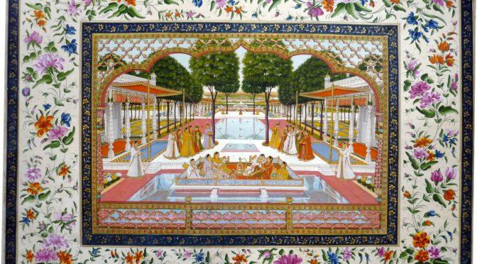 «La commande européenne de muraqqaʽ indiens» par Isabelle Imbert
