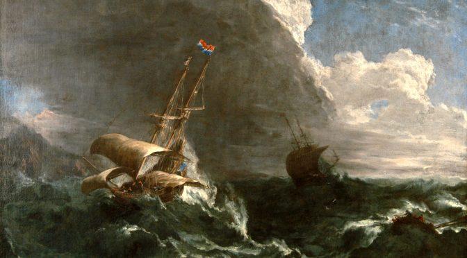 «Les peintres «pour les mers» de Louis XIV» par Dominique Lacroix-Lintner