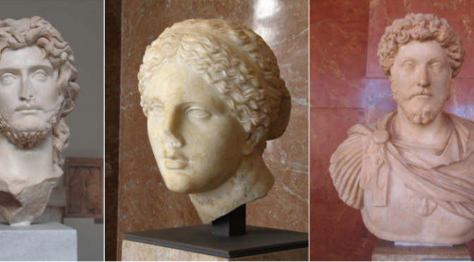 Sculpter grec / sculpter romain                                                La question de l'identité dans la statuaire honorifique de Grèce à l'époque impériale