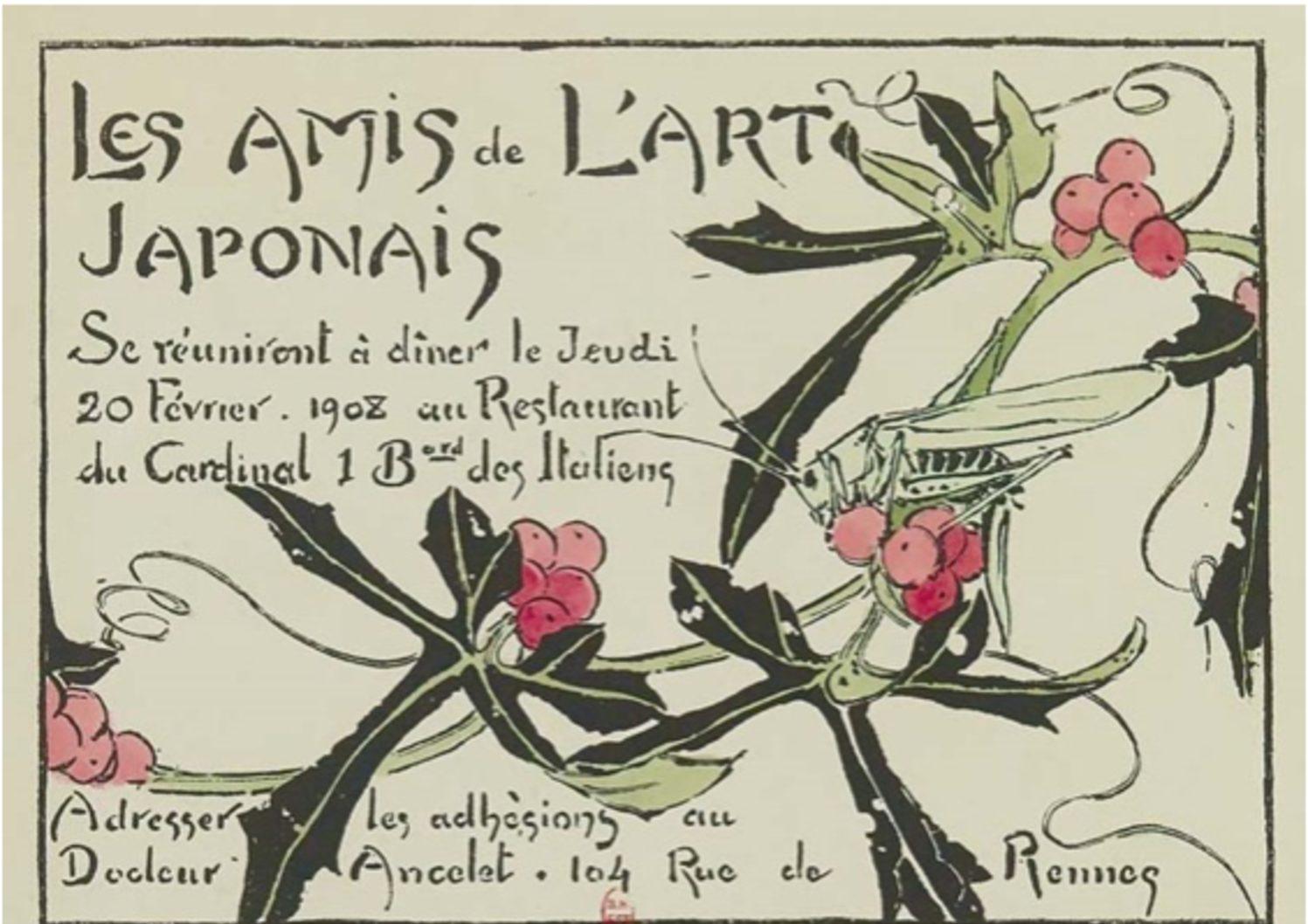 Japonisme et collectionneurs: Réseaux d'amateurs dans le Paris de la seconde moitié du XIXe siècle