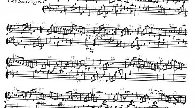 B. Porot, Les Sauvages de Rameau