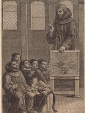 Autour d'Alexandre de Halès