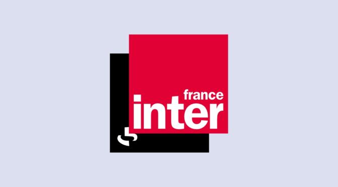 Delphine Diaz en direct sur France Inter