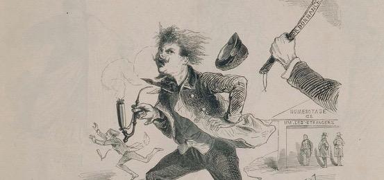 Publication : «Eloigner et expulser les étrangers au XIXe siècle».