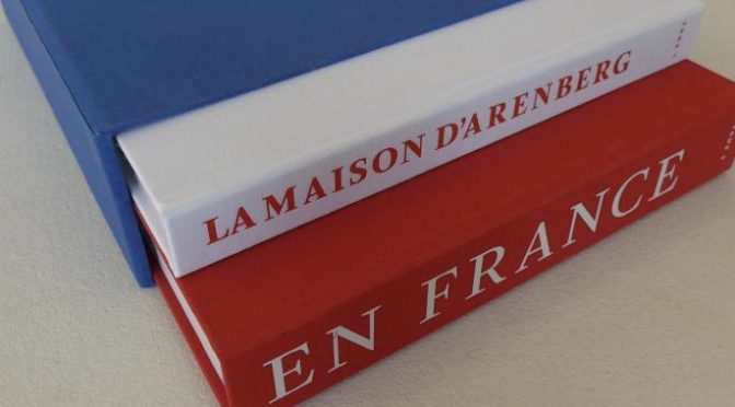 Publication : La Maison d'Arenberg en France