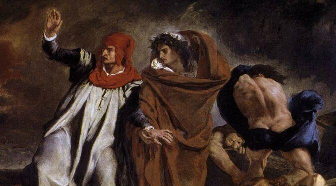 ANR DHAF. Dante d'hier à aujourd'hui en France