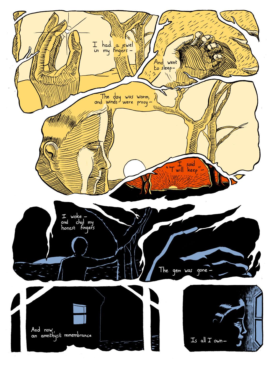 261. par Emily Dickinson (adaptation N.Labarre)