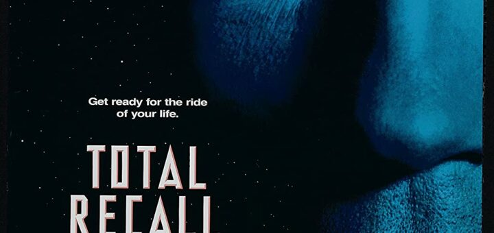 Total Recall (1990), affiche.