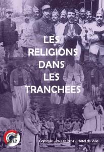 Religions dans les tranchées