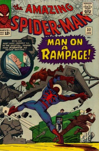 The Amazing Spider-Man #32, January 1966