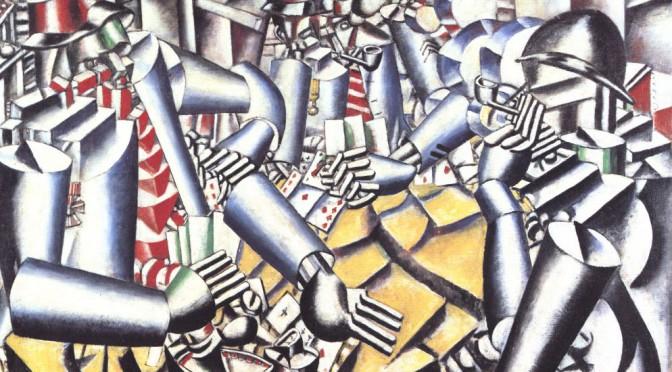 Cubisme et camouflage – un mythe de l'histoire de l'art