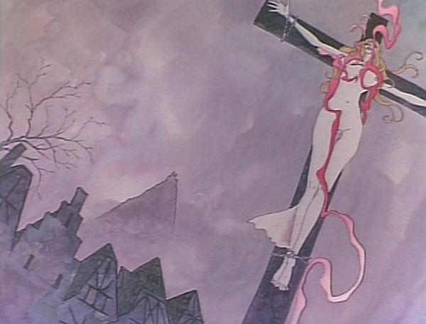 Kanashimi no Belladonna (Belladonna of Sadness), Eiichi Yamamoto, 1973, Mushi Production