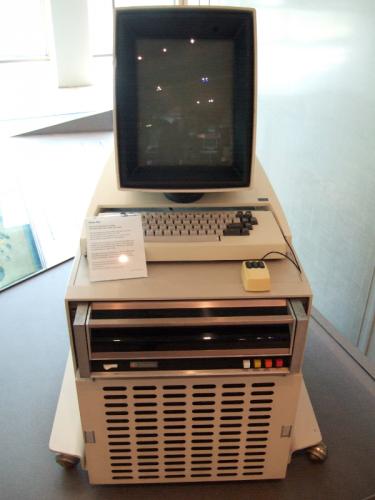 Le Xerox Alto