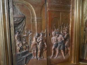 Chapelle contenant les reliques de sainte Suzanne de Babylone - XVIIe siècle.