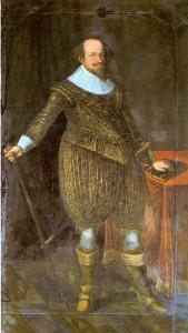 Herzog Johann Friedrich von Württemberg