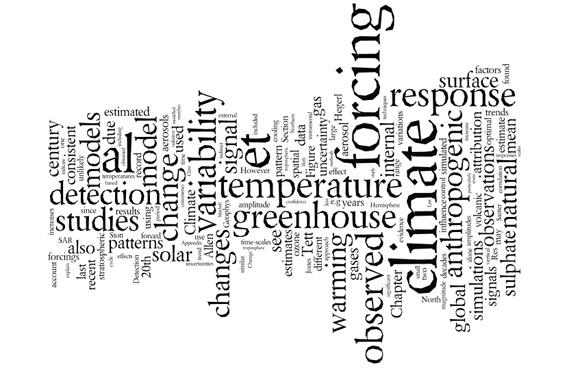 Ce que parler des controverses climatiques veut dire