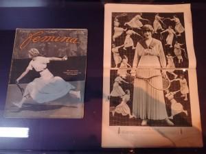 Femina, datés du 15 août 1912 et 15 mai 1914