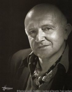 Bertrand Lavier, Portrait Harcourt