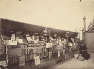 Atget - SecondhandBookDealer - GettyMuseum