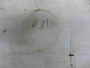Aufgedrücktes Siegelhinten, Foto: A. Diener