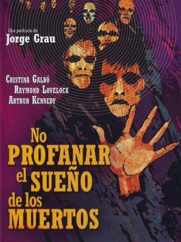 No Profanar el Sueño de los Muertos Jorge Grau 1974