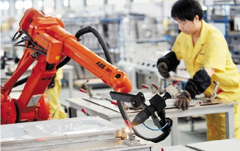 China's Factories Are Building a Robot Nation