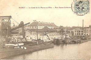 Canal Nancy