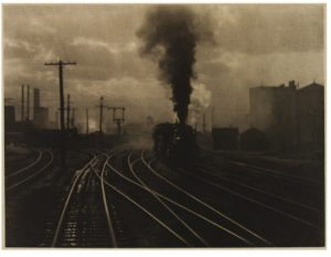 Alfred Stieglitz, The hand of men, 1911, photogravure, 24,2 x 31,9 cm, New York, The Metropolitan Museum.