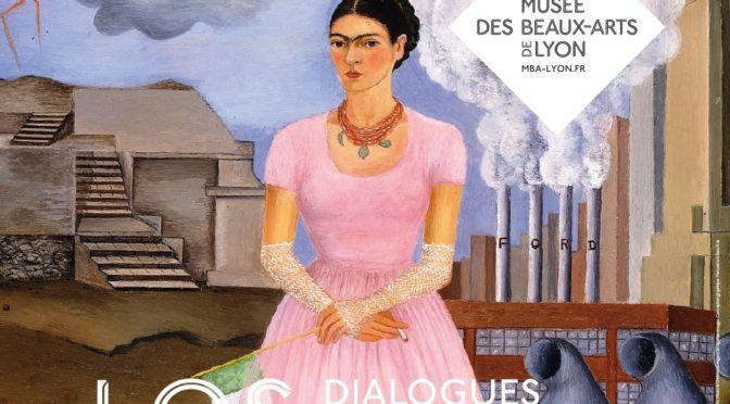 Exposition Los Modernos – Dialogue France / Mexique à Lyon