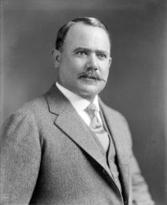 Alvaro Obregon, président du Mexique de 1920 à 1924