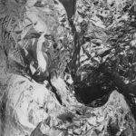 T. Modotti, feuille aluminium chiffonnée, 1926