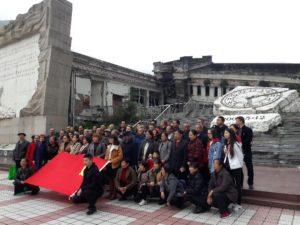 Monument mémoriel Yingxiu