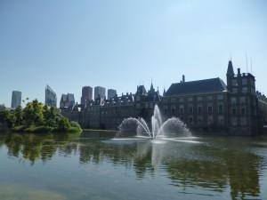 Hofvijver et Binnenhof