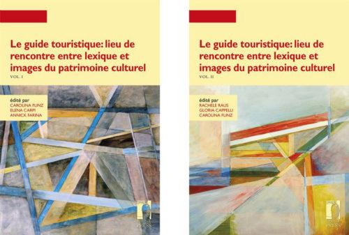 Le guide touristique: lieu de rencontre entre lexique et images du Patrimoine