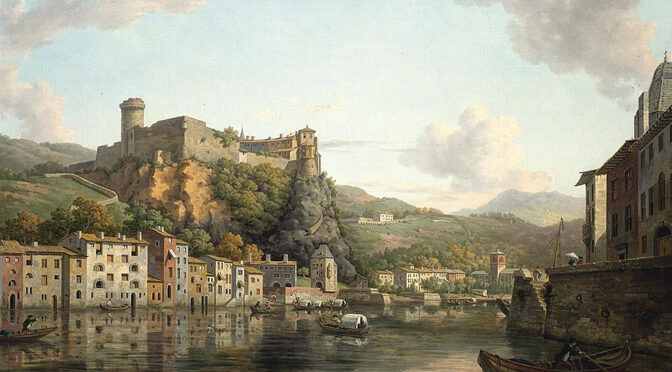 [Publication] L'importance de l'entrée nord de Lyon dans la construction de l'image de la ville (1750-1860)