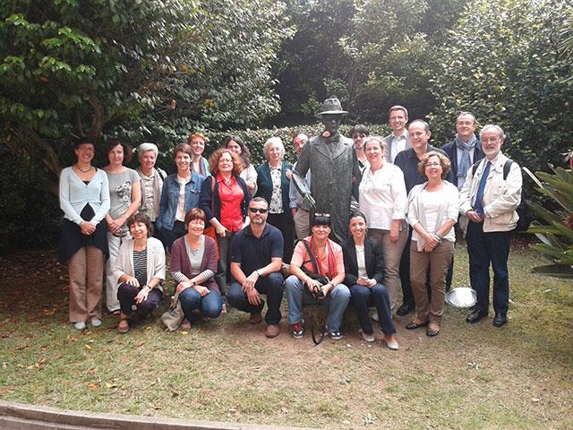 Redial en la Universidad Fernando Pessoa - Oporto