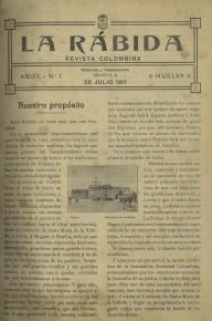 La Rábida - Revista Colombina Iberoamericana