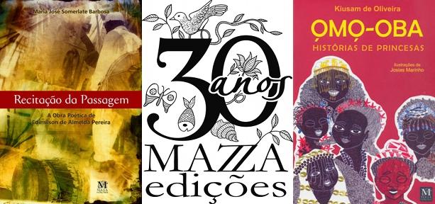 Mazza Edições 30 anos